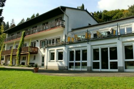 Das deutsche Freizeitheim Holzhausen für Kindergruppen