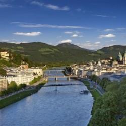 Ausflug nach Salzburg vom barrierefreien Gruppenhotel Prommegger für behinderte Menschen