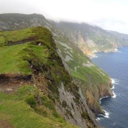 Ausflug vom irischen Jugendfreizeitheim Donegal