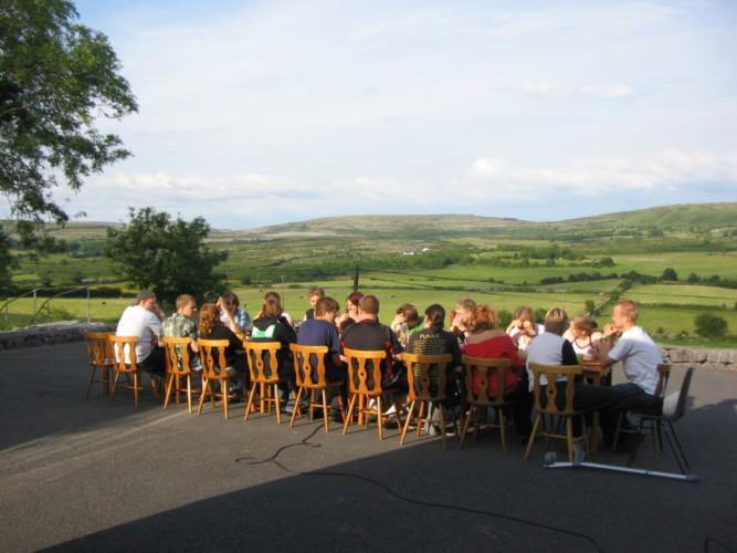 Freizeitheim Clares Rock Hostel für Jugendfreizeiten in Irland