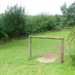 Der Fußballplatz am Freizeitheim Ascheloh