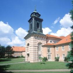 Das Kloster Medingen in direkter Nähe zum deutschen Heidehotel Bad Bevensen.