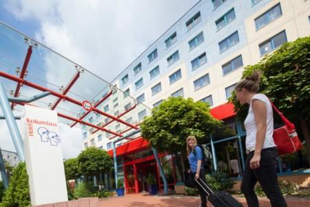 Das deutsche Gruppenhotel Kolumbus für barrierefreie Gruppenreisen in Berlin.