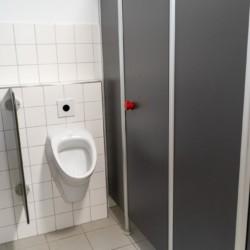 Toiletten im Waldheim Häger für christliche Freizeiten