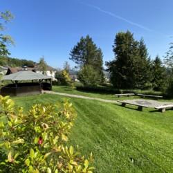 Grillhütte im Kinderfreizeitheim Holzhausen in Deutschland