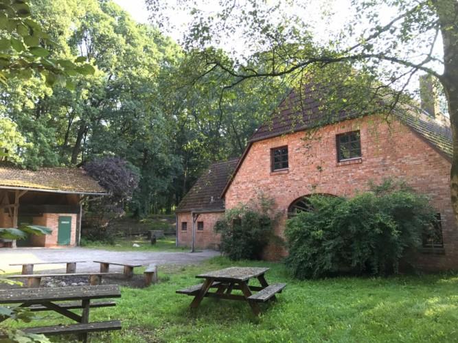 deutsches Kindergruppenhaus am Wald Freizeitheim Lehringen