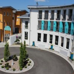 Das barrierefreie Freizeithaus Hotel Lichtblick in Bayern in Deutschland.