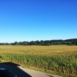 Bayerische Natur am Hotel Lichtblick für barrierefreie Gruppenreisen in Deutschland.