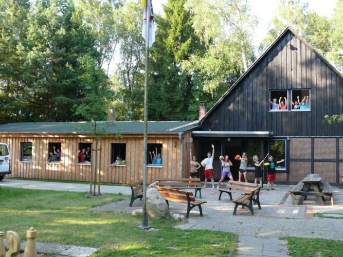 Das CVJM Freizeitheim Marwede für Gruppenreisen in Deutschland.