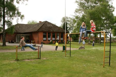 Das Gruppenhaus Tannenheim in Deutschland für Kinderfreizeiten