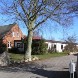 Das dänische Freizeitheim Boll´s Lejrskole auf der Insel.
