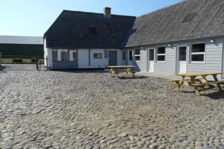 Das Gruppenhaus Ristingegaard in Dänemark.