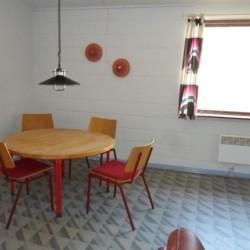Gruppenräume im Freizeithaus Ristingegaard in Dänemark.