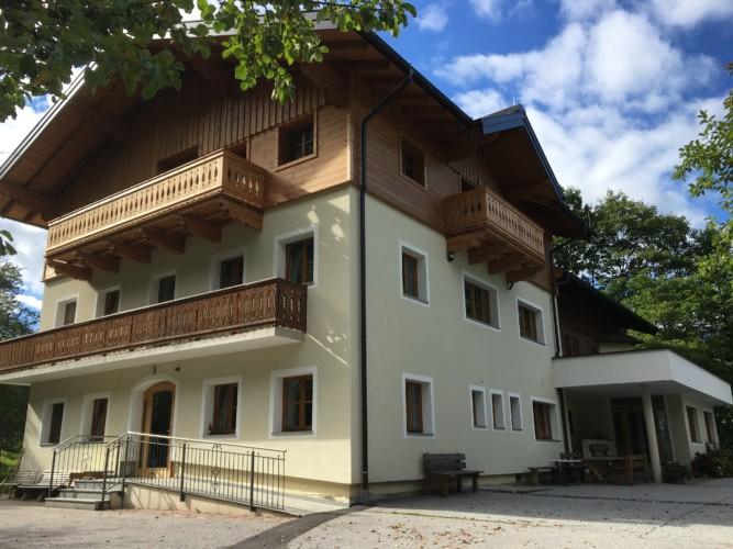 Gruppenhotel Prommegger für behinderte Menschen in Österreich