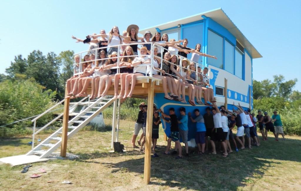 griechisches Ferienlager für Jugendfreizeiten direkt am Meer