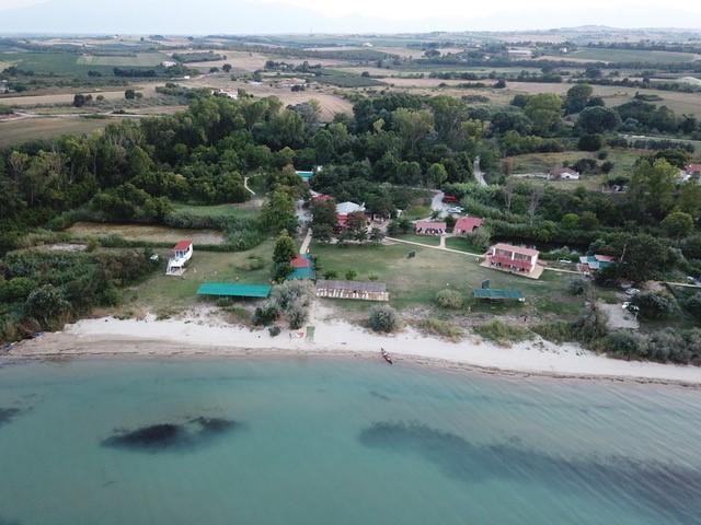griechisches Ferienlager für Jugendfreizeiten direkt am Mittelmeer