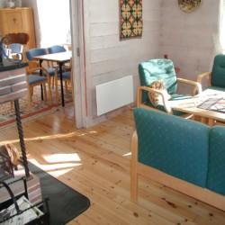 Kleine Gruppenräume im norwegischen Gruppenhaus Fjelltun