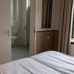 Doppelzimmer im Gruppenhaus ImminkBrink für behinderte Menschen