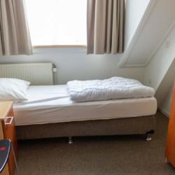 Einzelzimmer im Gruppenhaus ImminkBrink für behinderte Menschen