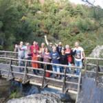 Die Wasserfälle der Region sind herrliche Ausflugsziele! Dort kann man sich wunderbar erfrischen.