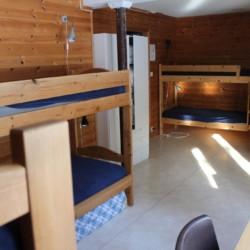 Das Achterzimmer im norwegischen Ferienhaus für Gruppen.