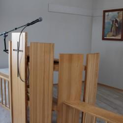 noas7x1 Die Ausstattung des norwegischen Freizeitheims Audnastrand.