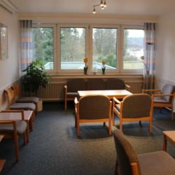Gruppenraum im Kinderfreizeitheim Friedrich-Blecher-Haus in Deutschland