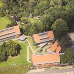 Das Gruppenhotel Zittauer Gebirge für behinderte Menschen ist Ostdeutschland