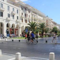 GRK1Thessaloniki beim griechischen Feriencamp für Jugendfreizeiten direkt am Mittelmeer