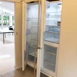 Kühl- und Gefriermöglichkeiten im dänischen Gruppenhaus Rolandhytten