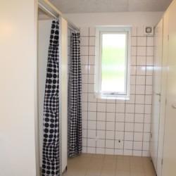 Sanitär im dänischen Gruppenhaus Rolandhytten