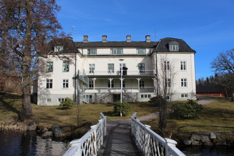 Freizeitheim Kåfalla Schweden, Hausansicht Herrgård