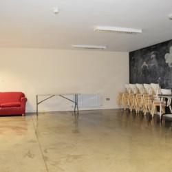 Gruppenraum im irischen Freizeithaus für Kinder und Jugendreisen Lackan House.