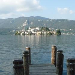 Der Lago Maggiore in der Nähe des Gruppenhotels Residence dei Fiori*** in Italien.