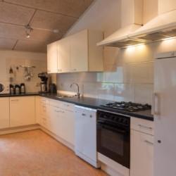 Gruppenküche im niederländischen Freizeitheim Het Lohr