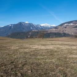 Außengelände am Jugendfreizeitheim Plonerhof in Südtirol