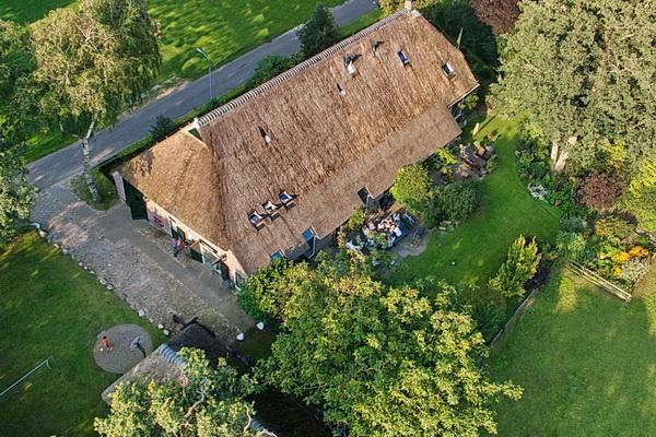 Gruppenhaus Anderhoes in den Niederlanden
