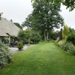 Außengelände beim Freizeitheim Anderhoes in den Niederlanden