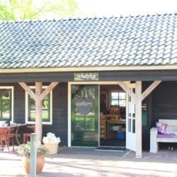 Der Souvenirladen im niederländischen handicapgerechten Gruppenhaus ImminBrink.