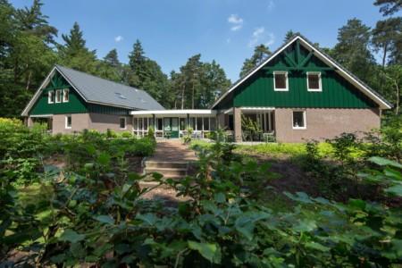 Das handicapgerechte niederländische Gruppenhaus der Jorishoeve für Menschen mit Behinderung.