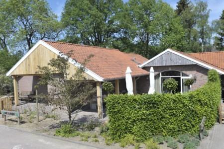 Das Gelände des Gruppenhauses Linde Plus in den Niederlanden.