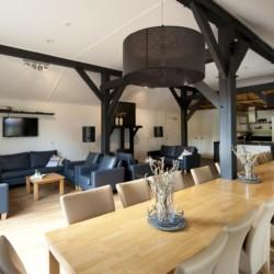 Ein Gruppenraum im Gruppenhaus Linde in den Niederlanden.