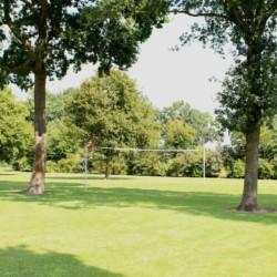 Die Außenalange in Nijsingh in den Niederlanden.