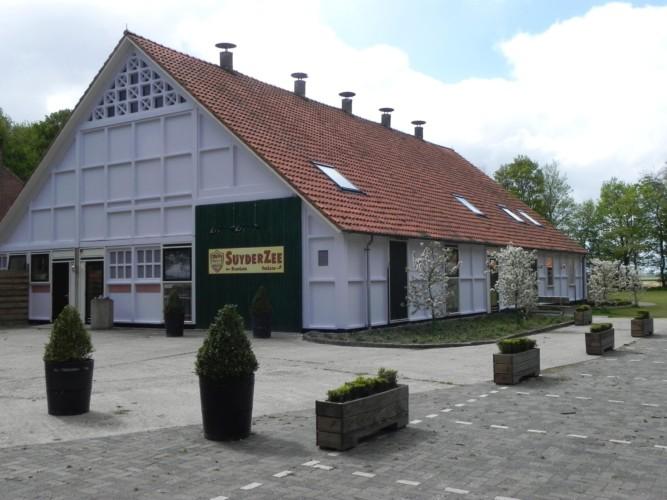 Das handicapgerechte niederländische Gruppenhaus SuyderZee.