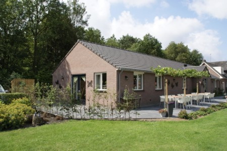 Das Ferienhaus Kleiner Schmetterling in den Niederlanden.