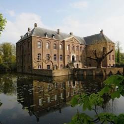 Das Schloss Arcen ist ein bliebtes Ausflugsziel vom Ferienhaus Kleiner Schmetterling aus.