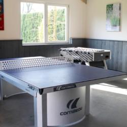 Die Ausstattung des Ferienhauses Kleiner Schmertterling in den Niederlanden.