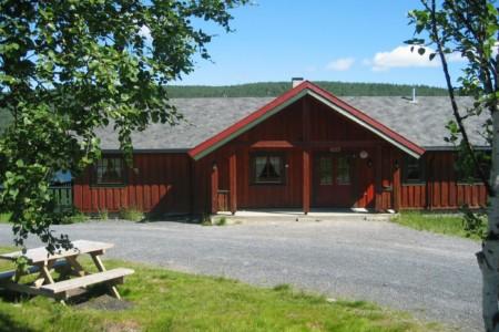 norwegisches Gruppenhaus Brennabu Leirskole