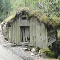 Die Auflusgmöglichkeiten des norwegischen Freizeitheims Fjelltun Leirsted.