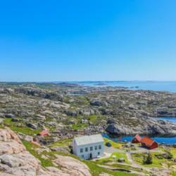 Viele Wanderungen können in die Umgebung rund um das Haus Kvinatun unternommen werden.